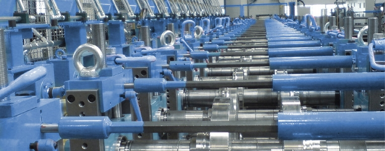 Profile production line - Forming AG