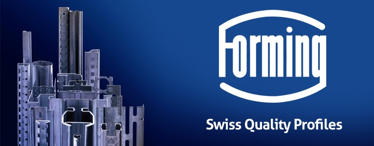 Swiss Quality Profiles - Forming AG Stahlprofile