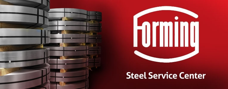 Steel Service Center - Forming AG